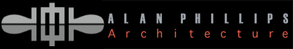 Alan Phillips Architecture Logo